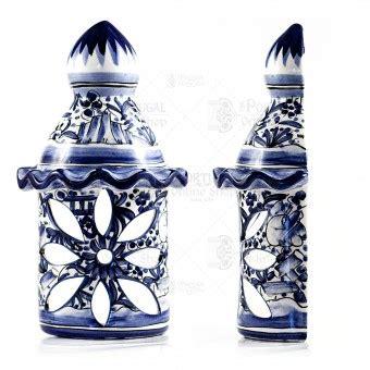 azulejo ceramic chimney wall light algarve