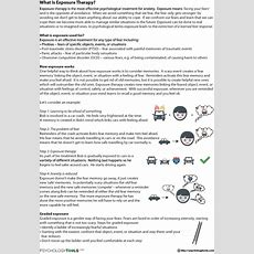 Ptsd Worksheets Homeschooldressagecom