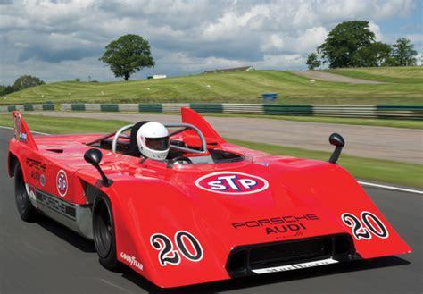 Porsche 917 Can-Am Race Cars