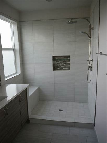 Shower Niches Tub Benches Pans Tile Bench
