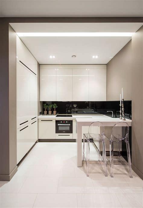 Design Kitchens 2014 by Minimalist Contemporary Small Kitchen Design