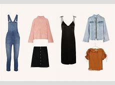 How To Build The Perfect Fall Capsule Wardrobe Capsule