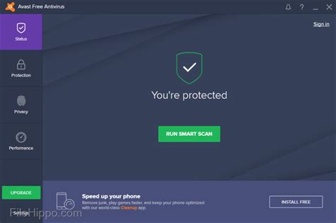 Download Avast Internet Security 17.7.2314