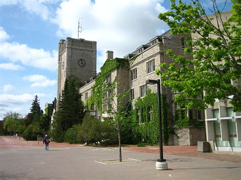 University Of Guelph Campus In Spring  Flickr Photo