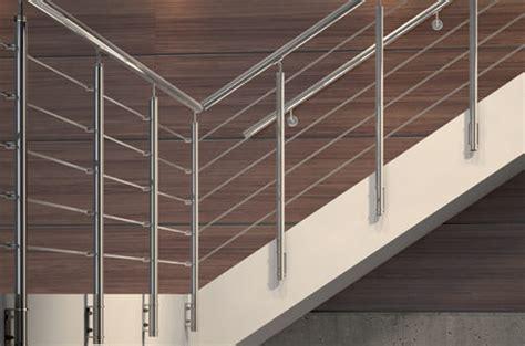 ringhiera interna moderna scale e ringhiere per scale rintal