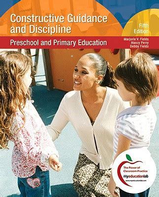 constructive guidance and discipline preschool and 305 | 9780136035930 l