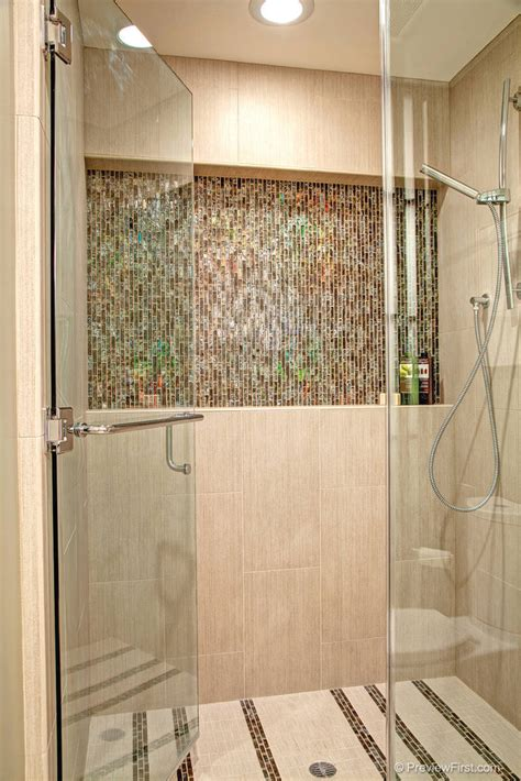 tile creates  waterfall effect  residential pros