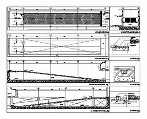 Detail Vehicular Ramp DWG Detail for AutoCAD • Designs CAD