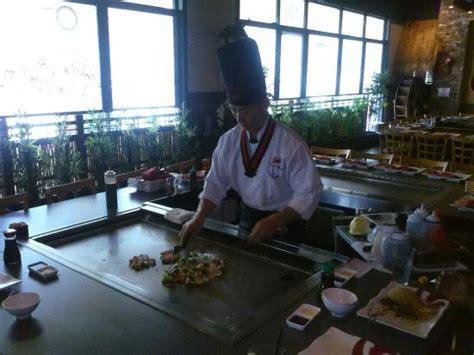 chef teppanyaki fotograf 237 a de saito japanese steakhouse