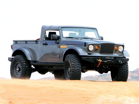 Jeep M715 Concept by Jeep Concept Cars 2010