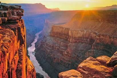 Grand Canyon Colorado River Western Rock Lower