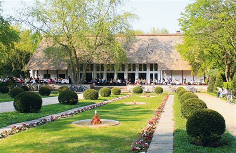 Teehaus Englischer Garten Berlin Speisekarte by Open Air Gastronomie Versteckten Frischluftparadiese In
