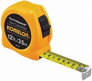 Buying A Tape Measure