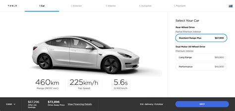 26+ Tesla 3 Price Used Background