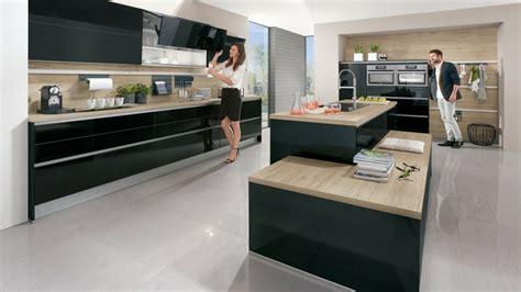 credence cuisine bois cuisine et bois un espace moderne et intrigant