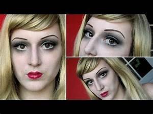 Dead Doll Makeup Tutorial