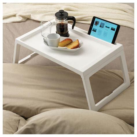 Bett Tisch Ikea by Ikea Bett Tablett In 3 Farben Fr 252 Hst 252 Ckstablett Betttisch