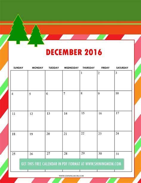 printable calendar december 2017 pdf calendar template 2018 december 2018 calendar printable 2017 calendars prin