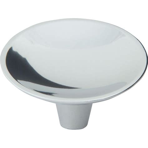 round chrome cabinet knobs atlas homewares dap collection 2 in polished chrome round