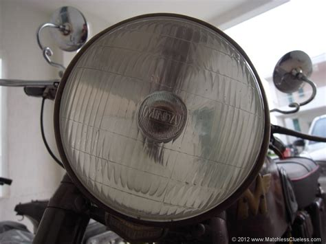 How To Improve Your Classic Motorbikes Headlights