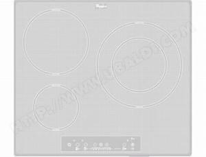 Plaque Induction Whirlpool : whirlpool acm680newh plaque induction pas cher ~ Melissatoandfro.com Idées de Décoration
