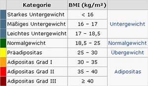 Bmi Formel Berechnen : bergewicht ~ Themetempest.com Abrechnung