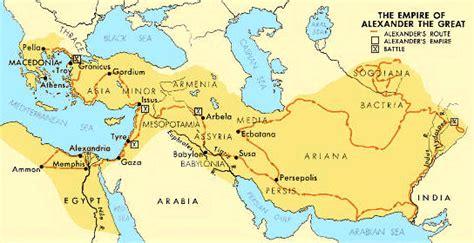 alexander  great empire kids encyclopedia