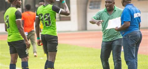 Hasaacas coach Benjamin Hayford leaves club ahead of new ...
