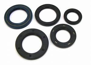 Lambretta Engine Oil Seal Kit  Set Of 5  Including 2 Viton