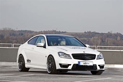 Mercedes-benz C63 Amg Coupe 680 Hp