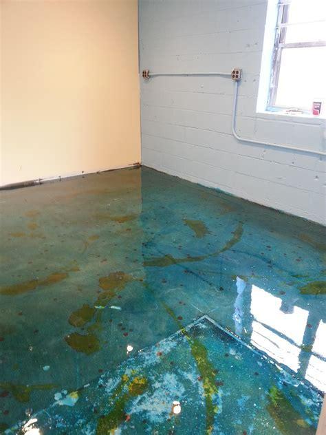 Commercial Epoxy Floor Coating   Designer Epoxy Finishes