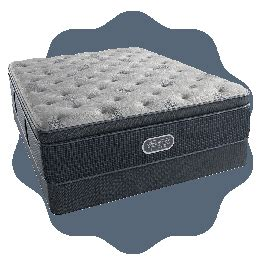 simmons beautyrest recharge silver night sky plush