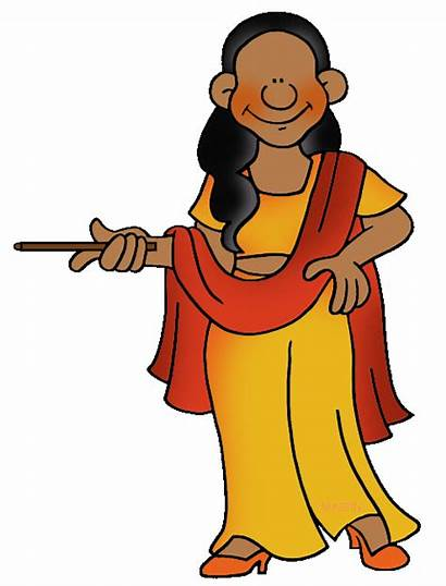 Ancient Clipart India Clothing Clip Bible Martin