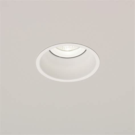 5643 minima recessed ceiling spot light in white 230v from