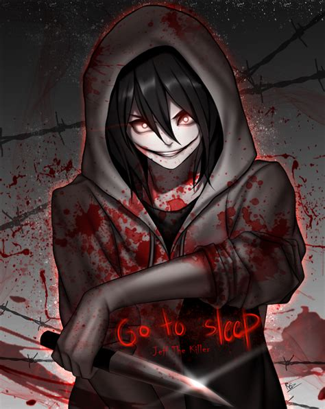 Best Jeff The Killer Anime Ideas And Images On Bing Find What