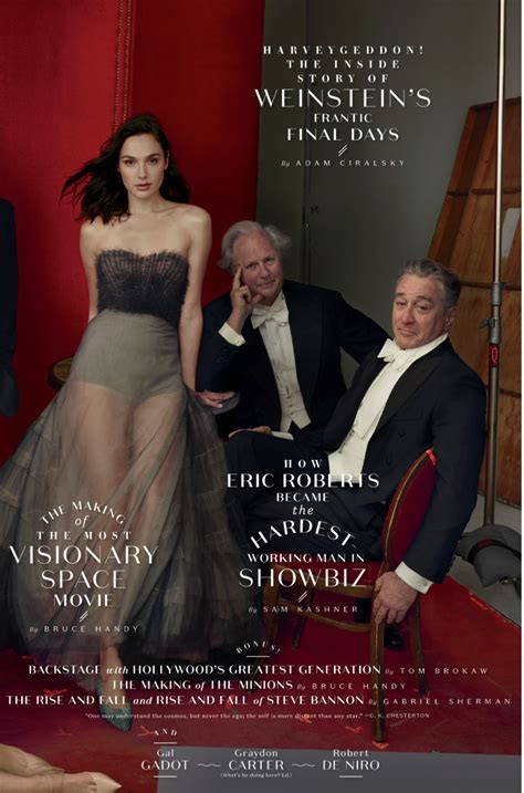 vanity fair cover graydon is on the cover of his last official