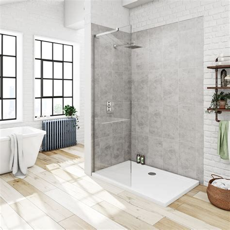 Walk in Shower or Wet Room: What?s the Difference?   The