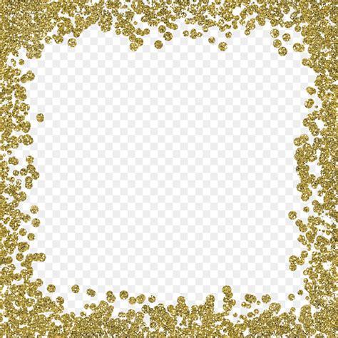 wedding invitation gold glitter clip art gold color