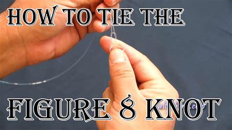 figure tuna knot fishing tie fish
