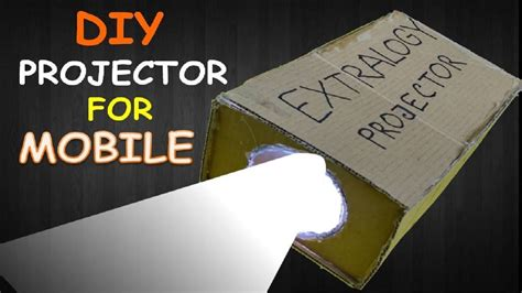 mini projector  home diy smartphone