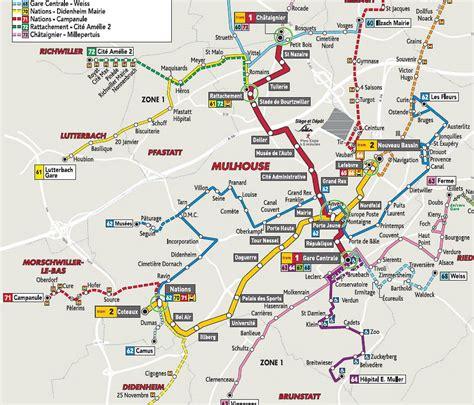 maison des delices mulhouse carte tramways de mulhouse