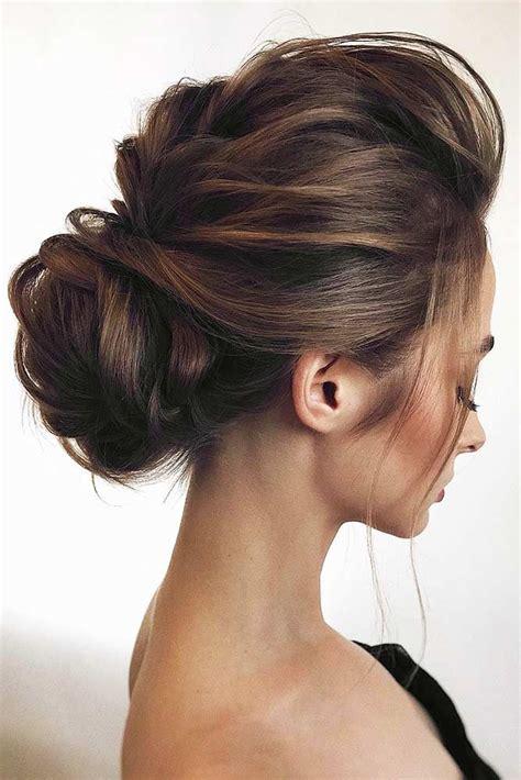 chignon hairstyles  emphasize  femininity hair