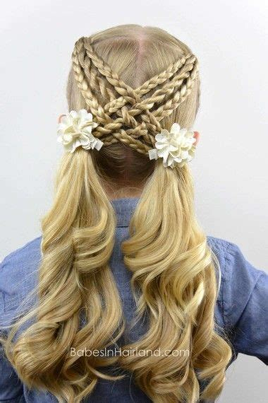 Kid Hairstyles Easy by Cool Easy Hairstyles For