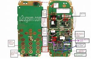 Cell Firmware  Nokia 1600 Layout Diagram Of Whole Board Manual Schamist