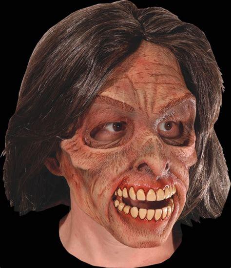 latex grausigkeit schablone lebender toter zombie