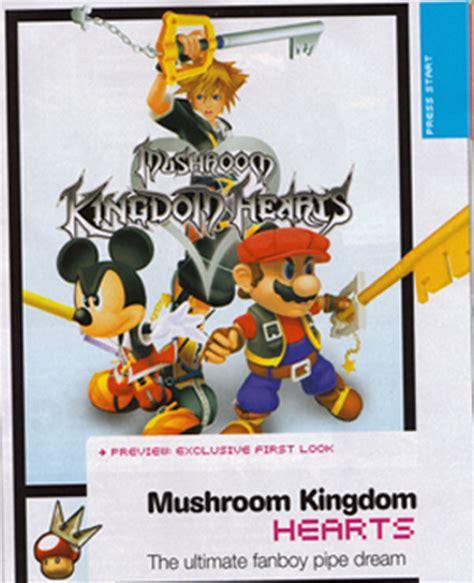 Mushroom Kingdom Hearts Uber Wiki Fandom Powered By Wikia