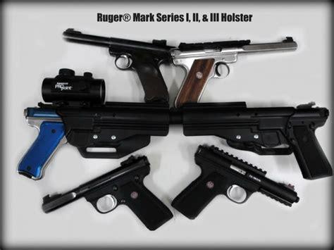 holster   ruger mark series