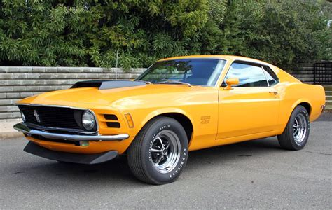 list of classic american muscle cars zero to 60 times