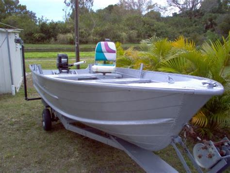 1969 Starcraft Aluminum Boat by Boats For Sale In Florida Boats For Sale By Owner In