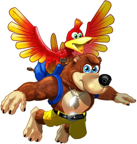 Banjo Kazooie Images Banjo And Kazooie Hd Wallpaper And